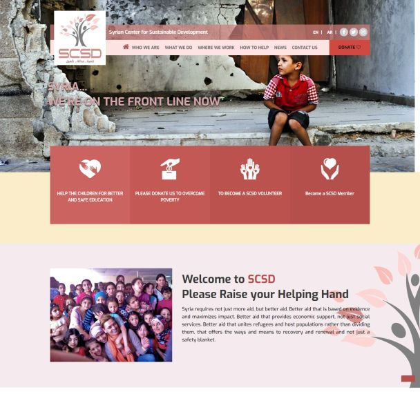 Syrian Center for Sustainable Development